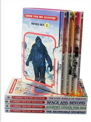 Choose Your Own Adventure Set 1 by R. A. Montgomery