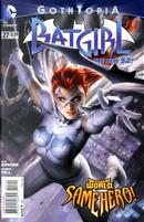 Batgirl Vol.4 #27 by Gail Simone