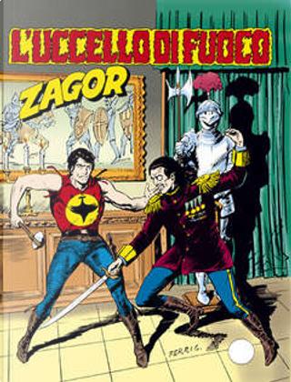 Zagor n. 383 (Zenith n. 434) by Pierpaolo Pelò