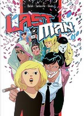 Last Man vol. 5 by Balak, Bastien Vivès