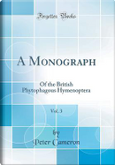 A Monograph, Vol. 3 by Peter Cameron