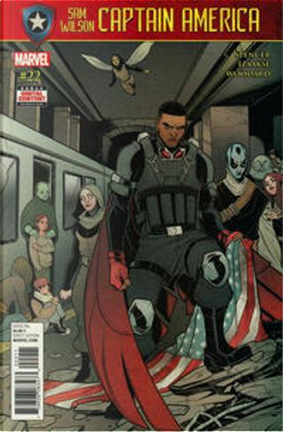 Captain America: Sam Wilson Vol.1 #22 by Nick Spencer