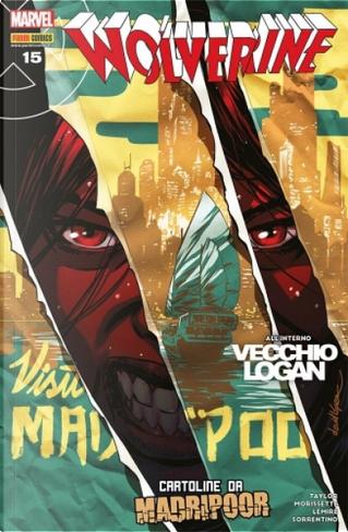 Wolverine n. 341 by Jeff Lemire, Tom Taylor