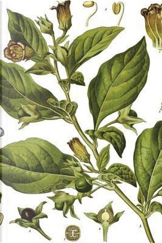 Atropa Belladonna Illustration Journal by Pen2 Paper