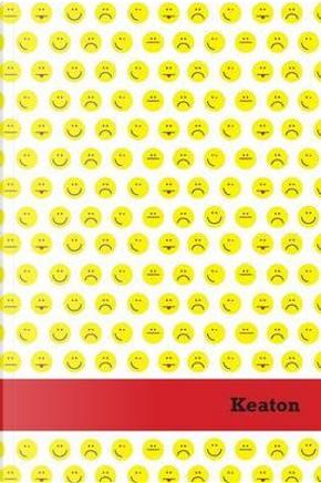 Etchbooks Keaton, Emoji, Wide Rule by Etchbooks
