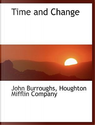 Time and Change by Houghton Mifflin company