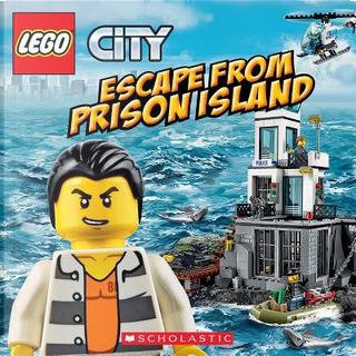 Escape From Prison Island by J. E. Bright