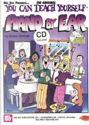 You Can Teach Yourself Piano by Ear by Robin Jarman
