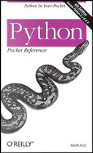 Python Pocket Reference by Mark Lutz