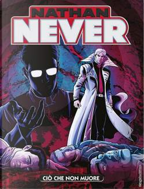 Nathan Never n. 317 by Davide Rigamonti