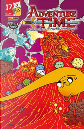 Adventure Time n. 17 by Josh Tierney, Noelle Stevenson, Ryan North, Ryan Pequin