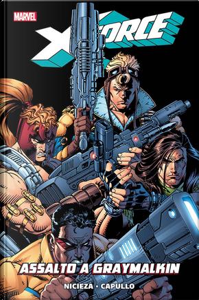 X-Force vol. 3 by Fabian Nicieza