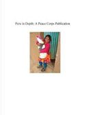 Peru in Depth by Peace Corps