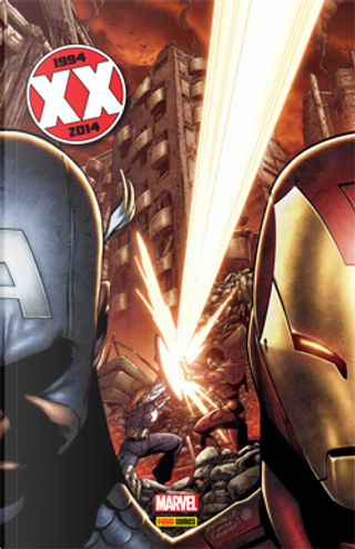 Iron Man & New Avengers n. 12 Variant XX by Kieron Gillen, David Michelinie, Ivan Brandon, Robert Venditti
