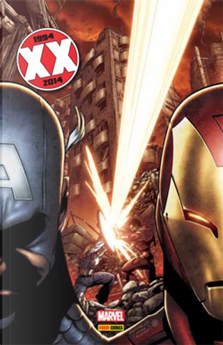 Iron Man & New Avengers n. 12 Variant XX by David Michelinie, Ivan Brandon, Kieron Gillen, Robert Venditti