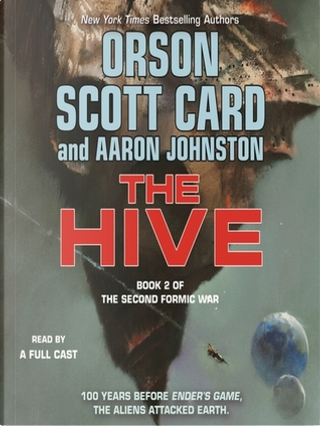 The Hive by Aaron Johnston, Orson Scott Card