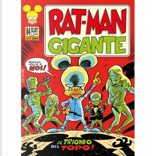 Rat-Man Gigante n. 84 by Leo Ortolani