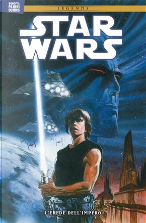 Star Wars Legends: La trilogia di Thrawn vol. 1 by Mike Baron, Timothy Zahn
