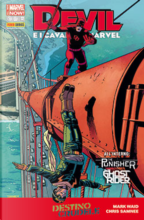 Devil e i Cavalieri Marvel n. 44 by Felipe Smith, Mark Waid, Nathan Edmondson