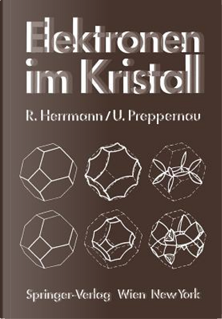 Elektronen Im Kristall by R. Herrmann