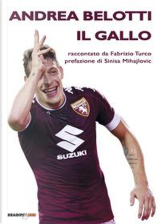 Andrea Belotti il gallo by Fabrizio Turco