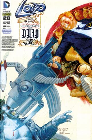 Lobo n. 20 by Adam Schlagman, Alan Grant