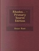 Rhodos. by Heinr Rost