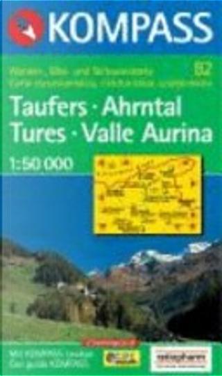 Taufers, Ahrntal by Kompass-Karten GmbH