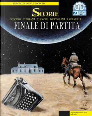 Le Storie n. 100 by Gianmaria Contro