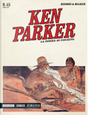 Ken Parker Classic n. 45 by Giancarlo Berardi, Maurizio Mantero