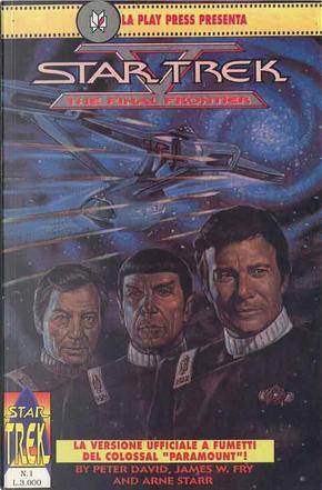 Star Trek n. 1 by Arne Starr, James W. Fry, Peter David