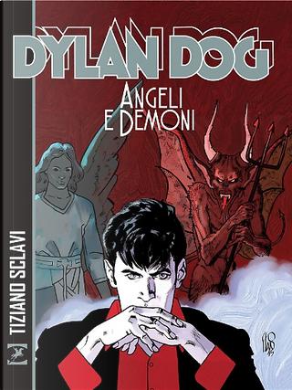 Dylan Dog: Angeli e demoni by Michele Masiero, Paola Barbato, Pasquale Ruju, Tiziano Sclavi