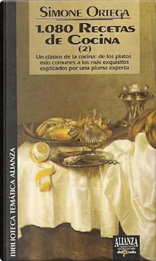 1080 recetas de cocina II by Simone Ortega