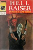 Hellraiser n. 1 by Alan Grant, Bernie Wrightson, Jan Strnad, Jim Baikie, John Wagner