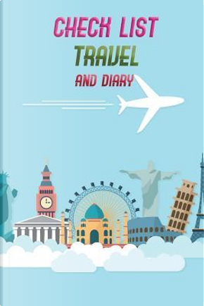Check List Travel and Diary by Vanessa Williams