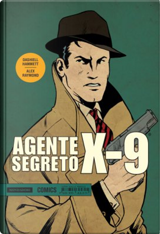 Agente Segreto X-9 by Dashiell Hammett