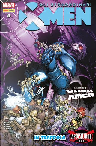 Gli incredibili X-Men n. 318 by Cullen Bunn, Jeff Lemire