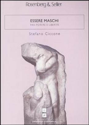 Essere maschi by Stefano Ciccone