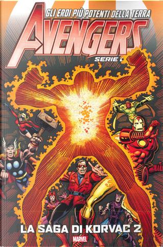 Avengers - Serie Oro vol. 15 by Mark Gruenwald, David Michelinie, Bill Mantlo, Jim Shooter