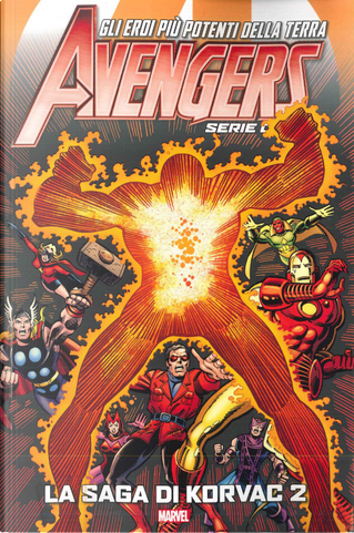 Avengers - Serie Oro vol. 15 by Bill Mantlo, David Michelinie, Jim Shooter, Mark Gruenwald