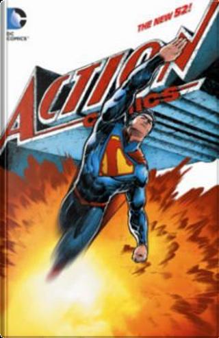 Superman Action Comics 5 by Greg Pak
