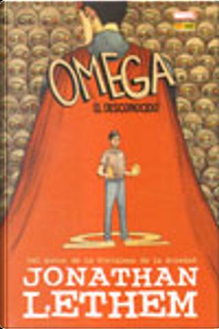 Omega by Farel Dalrymple, Jonathan Lethem