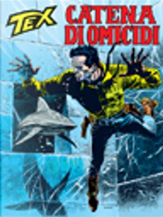 Tex Tre Stelle n. 457 by Claudio Nizzi, Victor De La Fuente