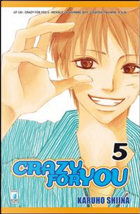 Crazy for you by Karuho Shiina