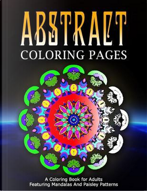 Abstract Coloring Pages by Jangle Charm
