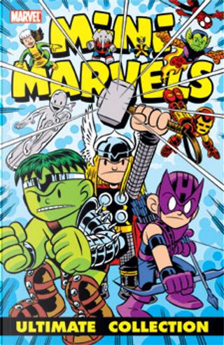Mini Marvels Ultimate Collection vol. 1 by Audrey Loeb, Chris Giarrusso, Marc Sumerak, Paul Tobin, Sean McKeever