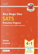 New KS1 Maths and English SATS Practice Papers Pack (for the by CGP Books