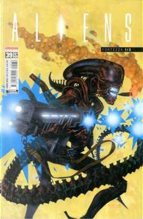 Aliens #39 by John Arcudi