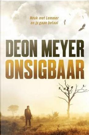 Onsigbaar by Deon Meyer