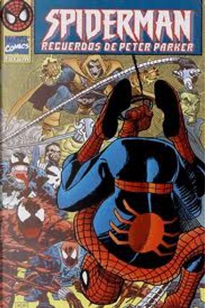 Spiderman: Recuerdos de Peter Parker by Evan Skolnick
